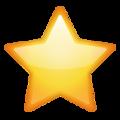 ⭐ étoile