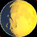 🌔 Waxing Gibbous Moon