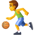 ⛹️ Person Bouncing Ball