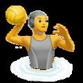 🤽 Pessoa jogando pólo aquático
