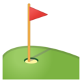 ⛳ Flag in Hole