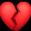 💔 Kırık Kalp