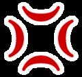 💢 Simbolo di rabbia
