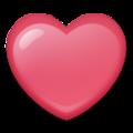 ❤️ Corazón rojo