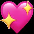 💖 Funkelndes Herz