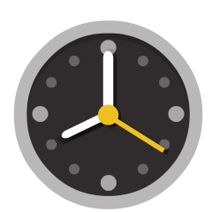 🕗 Acht Uhr