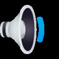 🔉 Średnia głośność głośnika
