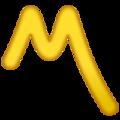 〽️ Marca de alternancia de piezas